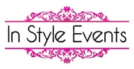 In style logo